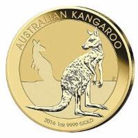 Goldmünze Känguru 1oz