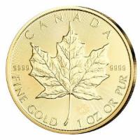 Goldmünze Maple Leaf 1oz