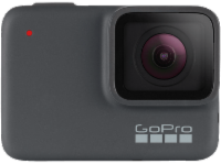 GOPRO HERO7 Silver Action
