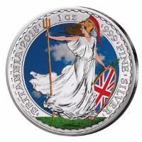 Großbritannien Britannia