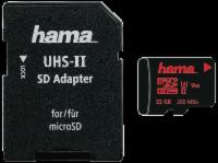 HAMA microSDHC Memory