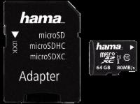 HAMA microSDXC Class 10