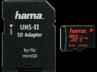 HAMA microSDXC Memory
