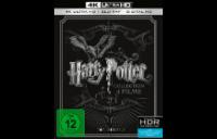 Harry Potter - 1-4 [4K