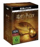 Harry Potter 4K Complete