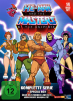 He-Man and the Masters of