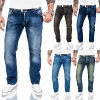 Herren Jeans Hose Lorenzo
