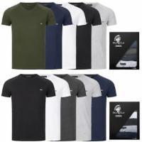 Herren T-Shirt 5er-Set