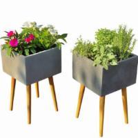 Hochbeet Blumenkasten
