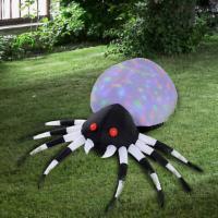 HOMCOM Halloween Spinne