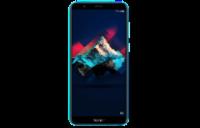 HONOR 7X 64 GB Blau Dual