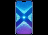 HONOR 8X 128 GB Blau Dual