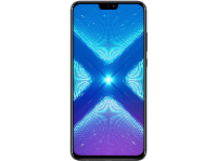 HONOR 8X 64 GB Schwarz
