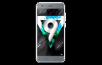 HONOR 9 64 GB Grau Dual