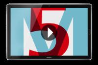 HUAWEI MediaPad M5,