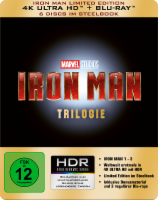 Iron Man Trilogie -