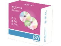 ISY IDV-4000 DVD+RW 5er