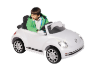 JAMARA Ride-on VW Beetle