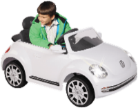 JAMARA Ride-on VW Beetle