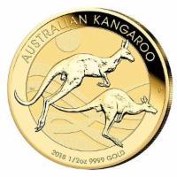 Känguru Gold 1/2 oz