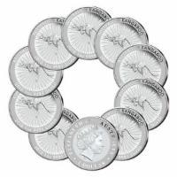 Känguru Silber 1 oz