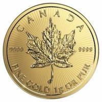 Kanada 0,50 Dollar Maple