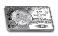 Kanada Münzbarren inkl.