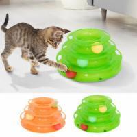 Katzen Spielturm Kreisel