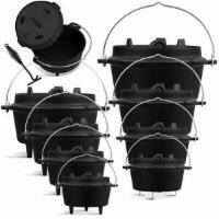 KESSER® Dutch Oven Set