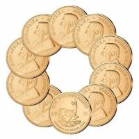 Krügerrand Gold 1/10 oz