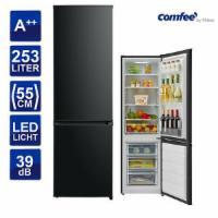 Kühlschrank schwarz EEK: