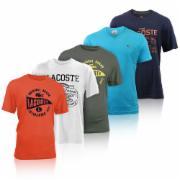 Lacoste Kurzarm T-Shirt