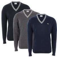 Lacoste V-Neck Pullover