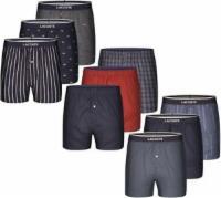 LACOSTE Web-Boxershorts