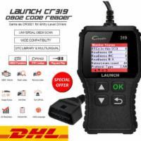 Launch CR319 Profi OBD2