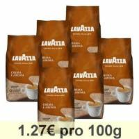 LAVAZZA Kaffee Bohnen