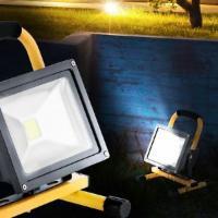 LED 20W Bau Strahler