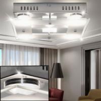LED Glas Decken Lampe