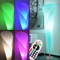 LED Steh Lampe Wohn