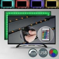 LED USB Backlight TV