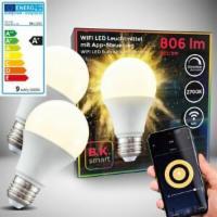 LED WiFi Leuchtmittel