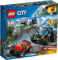 LEGO Verfolgungsjagd auf