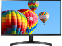 LG 27MK600M-B LED Full-HD