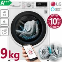 LG A+++ Waschmaschine 9kg