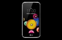 LG K4 8 GB Blau