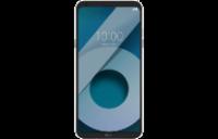 LG Q6 32 GB Ice Platinum