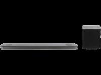 LG SJ9, Soundbar, Grau