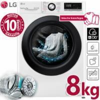 LG Waschmaschine 8 kg