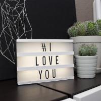 Lichtbox Lightbox