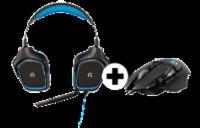 Logitech G430 Gaming